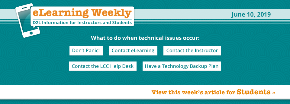 Learn more about how to handle technical issues.